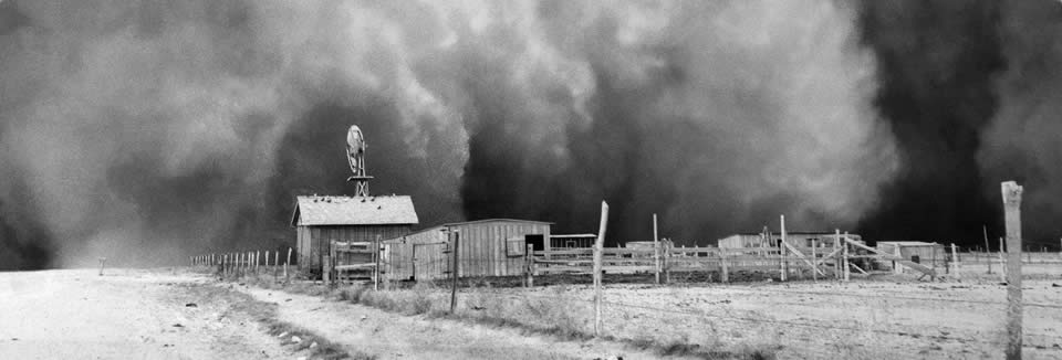 Dust Bowl Gothic