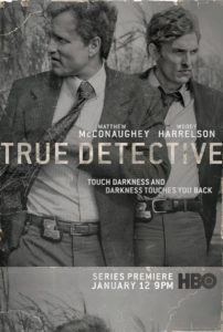 True Detective - Southern Gothic themes